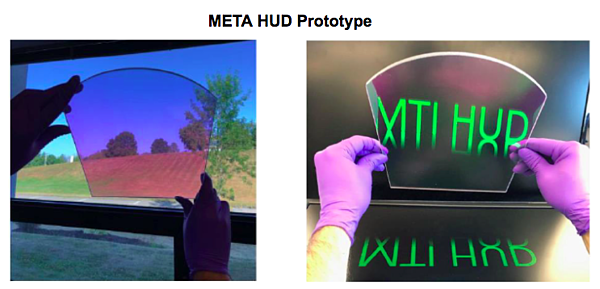 Metamaterial-Meta-HUD-Prototype